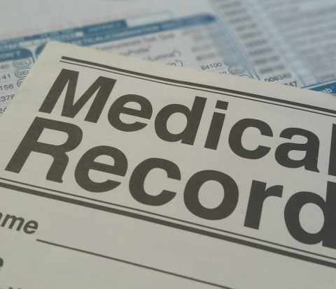Hipaa, Personal medical record