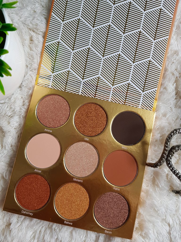 Juvia's Place Warrior Eyeshadow Palette Review