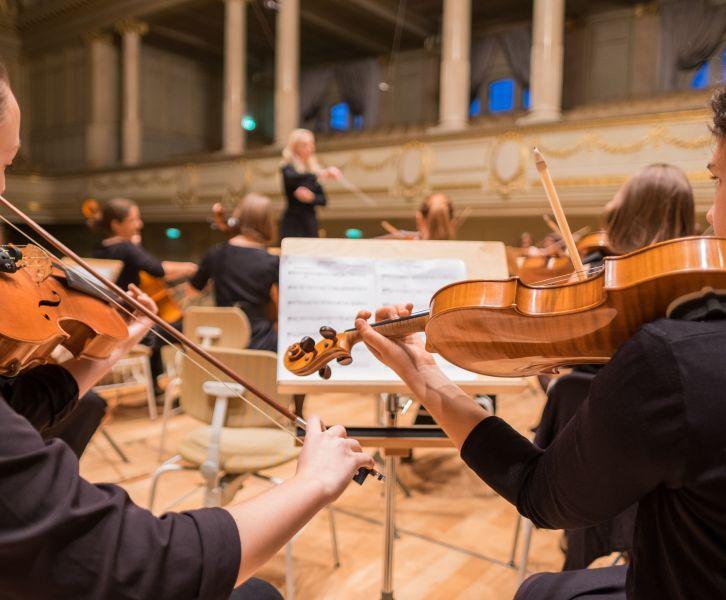 Vienna, opera, music lovers