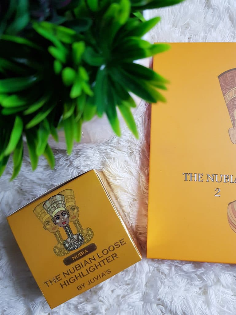 Juvia's Place Nubian Palette/Highlighter 2