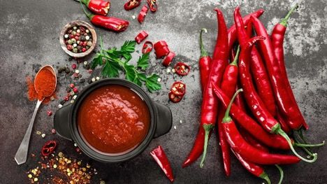 spicy foods