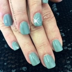 Sparkling nails, beauty tips by Sandra, best nails in Melbourne