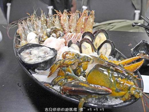 台中海鮮餐廳