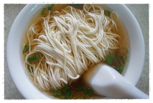 台中陽春麵