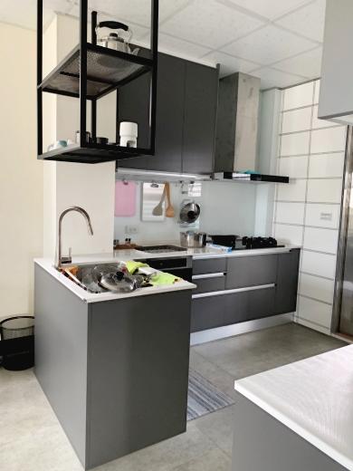 【室內設計】台中系統櫃老品牌~櫥櫃收納、裝潢風格一流!系統廚具好滿意/空間設計專業細心
