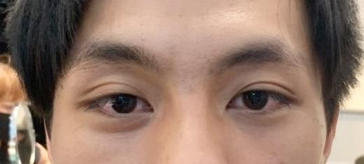 台中男生飄眉