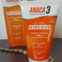Le gel minceur ANACA3