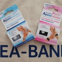 Les bracelets apaise nausées SEA-BAND