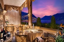 Lugano, Grand Hotel Splendide I Due Sud Restaurant