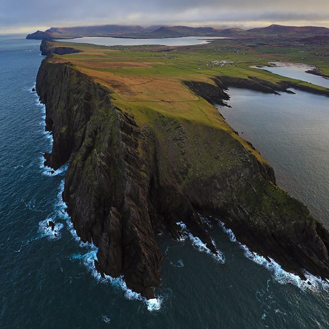Location of Star Wars: The Last Jedi (also known as Star Wars: Episode VIII – The Last Jedi) written and directed by Rian Johnson. It is the second film in the Star Wars sequel trilogy.Ceann Sibéal or Sybil's Head, on the Dingle Peninsula, Co Kerry. Replicating the The monastic Island of Skellig Michael which was founded in 588 by Saint Fionán, for 600 years the island was a centre of monastic life for Irish Christian monks. located 12 kilometres off the coast County Kerry's Inveragh Peninsula. Skellig Michael is the most spectacular of all the early medieval island monastic sites. The monastery consisting of six beehive huts, is situated almost at the summit of the 230-metre-high rock. It became a UNESCO World Heritage Site in 1996 and is one of Europe's better known but least accessible monasteries. Skellig Michael is the most spectacular of all the early medieval island monastic sites. Skellig Michael (Sceilig Mhicíl in Irish) and Great Skellig. The word Scellic means a steep rock.Photo:Valerie O'Sullivan/FREE PIC/REPRO FREE;