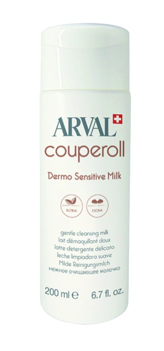 Dermo sensitive milk