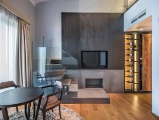 Hotel Villa Neri Resort & Spa - Suite con soggiorno