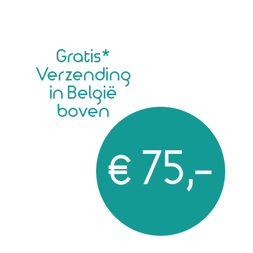 Gratis* verzending in Nederland boven €50,-