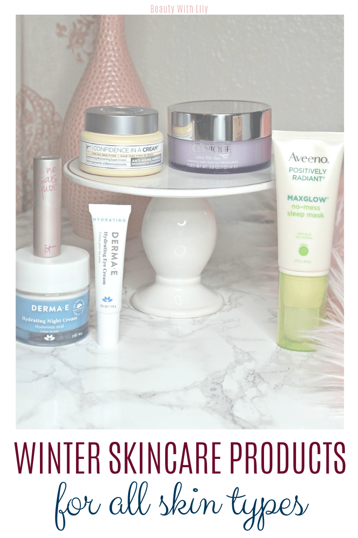 Winter Skincare Products // Winter Skincare Routine // Winter Skincare For All Skin Types // Winter Skincare Tips   Beauty With Lily