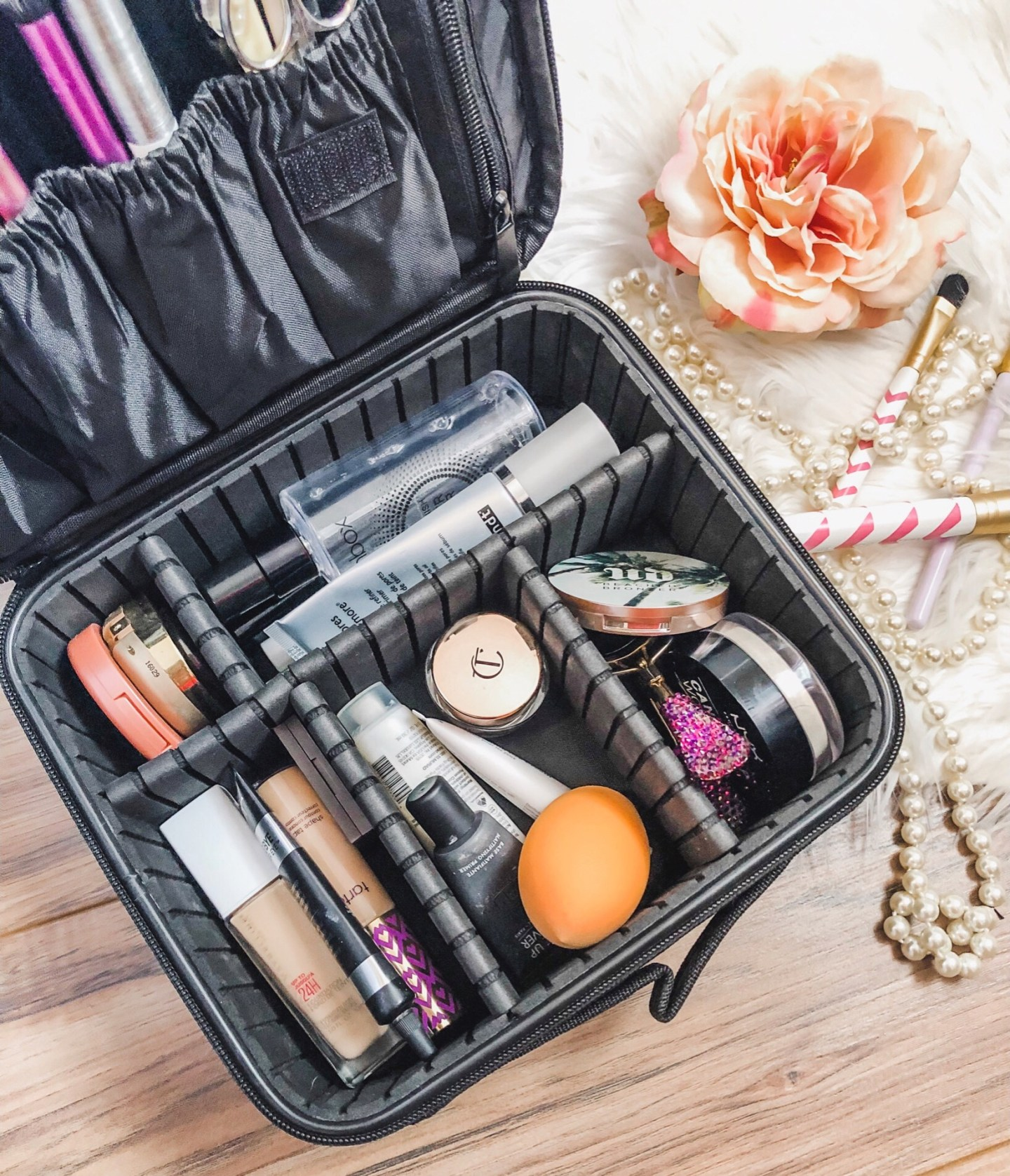 Amazon Must Haves // Recent Amazon Purchases // Travel Makeup Bag Essentials   Beauty With Lily