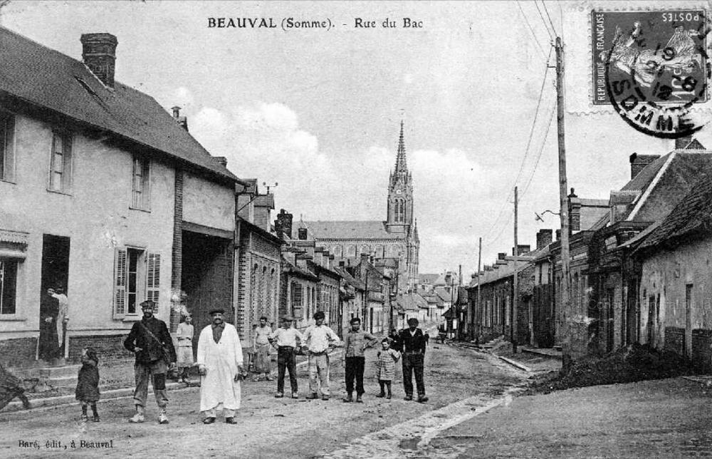 Rue du Bac (actuellement rue du Général Leclerc)
