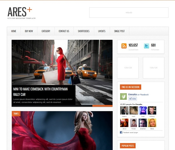 ares-theme-wordpress-premium
