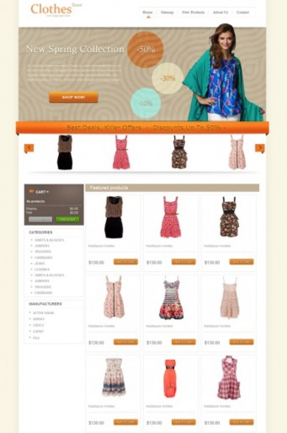 clothes-theme-prestashop-gratuit
