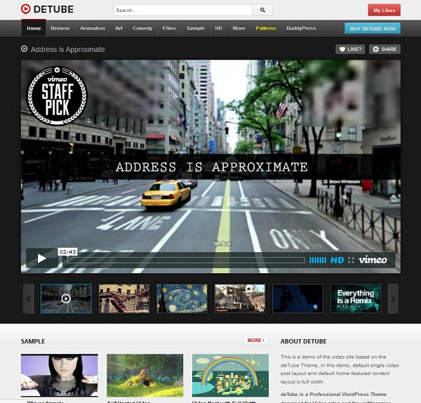 detube-theme-wordpress-premium