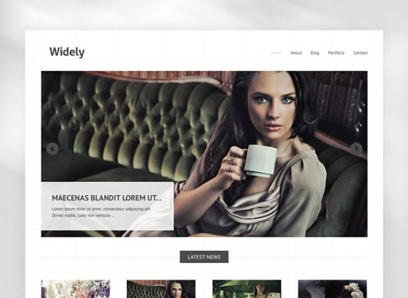 widely-theme-wordpress-portfolio