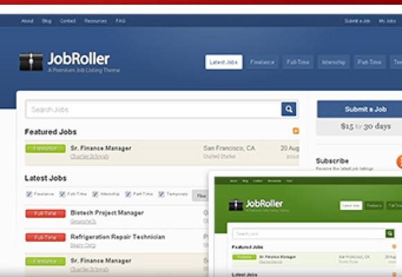 jobroller-theme-wordpress-premium