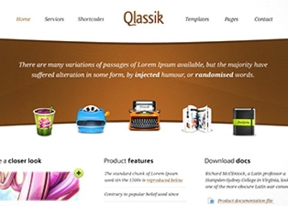 qlassik-theme-wordpress-premium