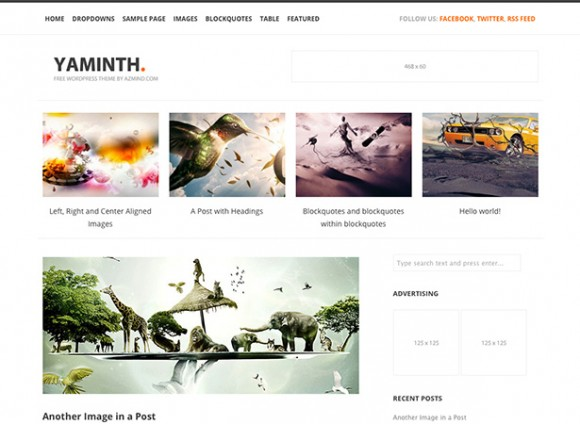 yaminth-theme-wordpress-blog-magazine-gratuit