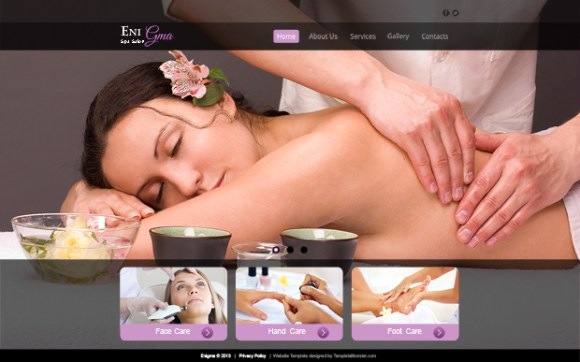 enigma-html-template-spa-salon