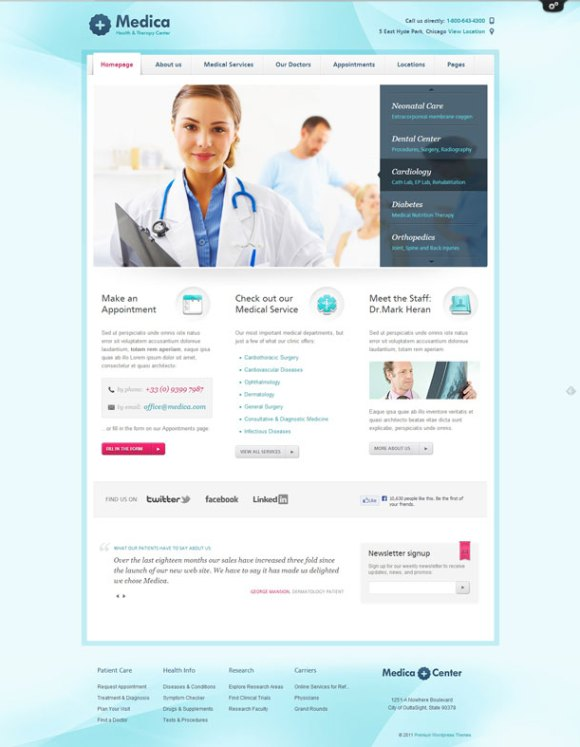 medica-theme-wordpress-site-medical-pharmacie-clinique