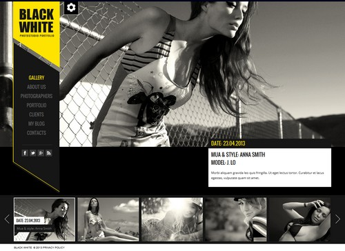 blackwhite-theme-wordpress-photographie