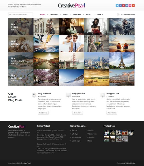 creativepearl-theme-wordpress-photographie