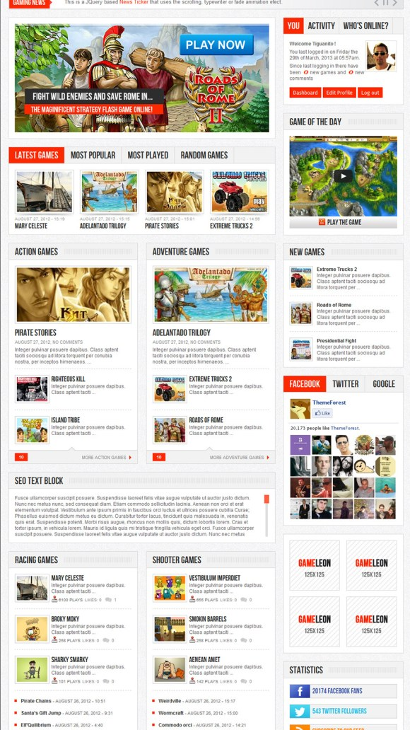 gameleon-theme-wordpress-jeux-video