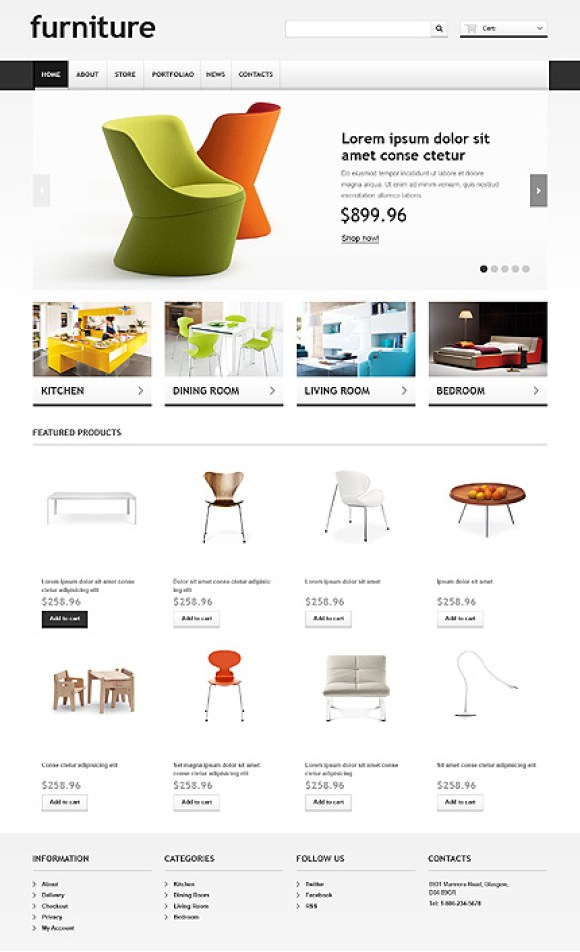 furniture-theme-wordpress-woocommerce-eboutique