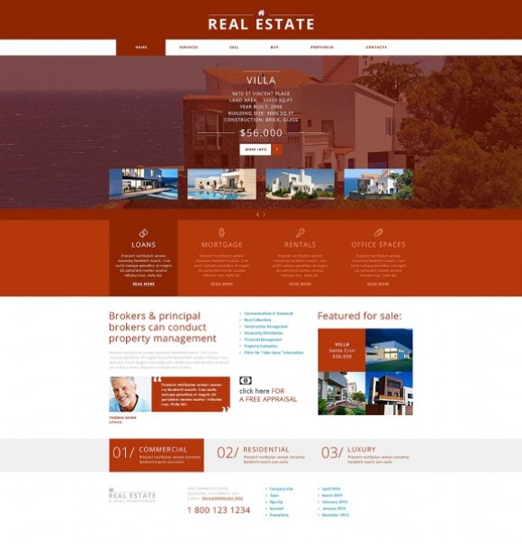 realestate-template-joomla-immobilier