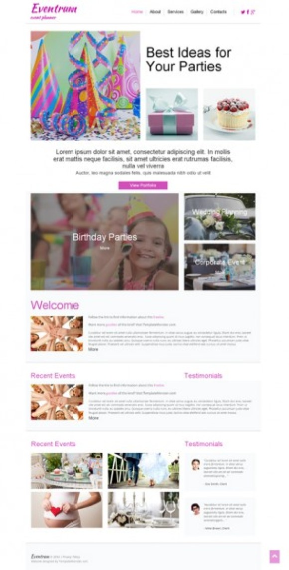 Eventrum-template-html-gratuit-divertissement