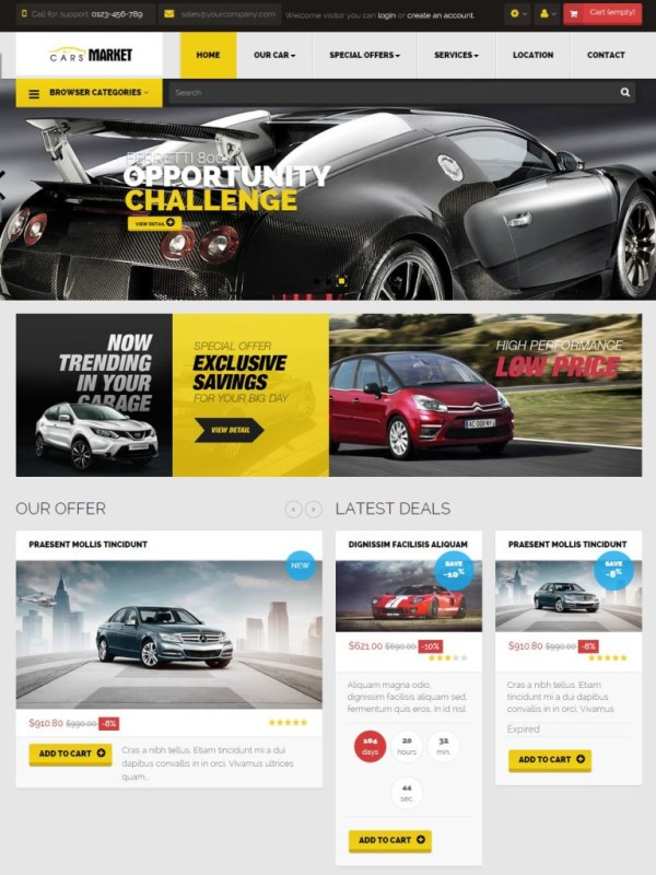 supermarket-theme-prestashop