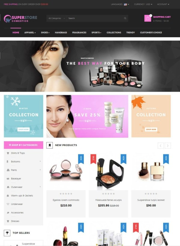 superstore-theme-prestashop