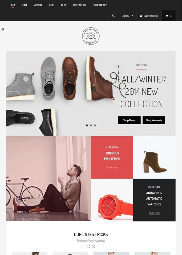 marvel-theme-drupal-ecommerce-chaussures