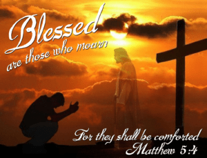 Blessed Are Those Who Mourn Beaverdam Baptist Church