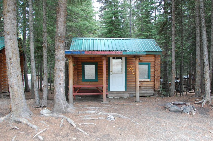 Camping Cabin 1