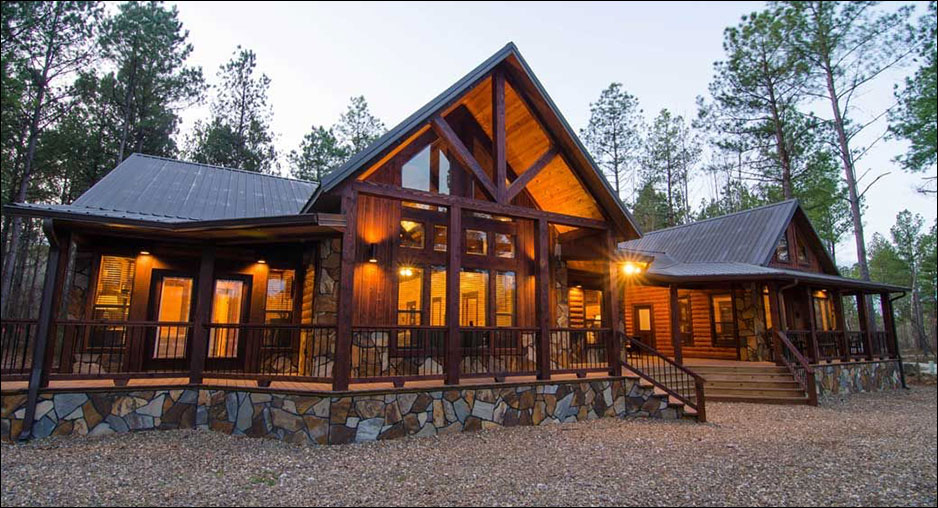 The Great Escape Cabin Rentals Beavers Bend Lodging