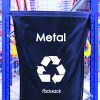 re useable waste bag for metal scrap