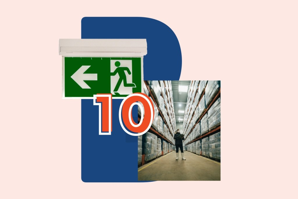 10 tips to make your warehouse safer