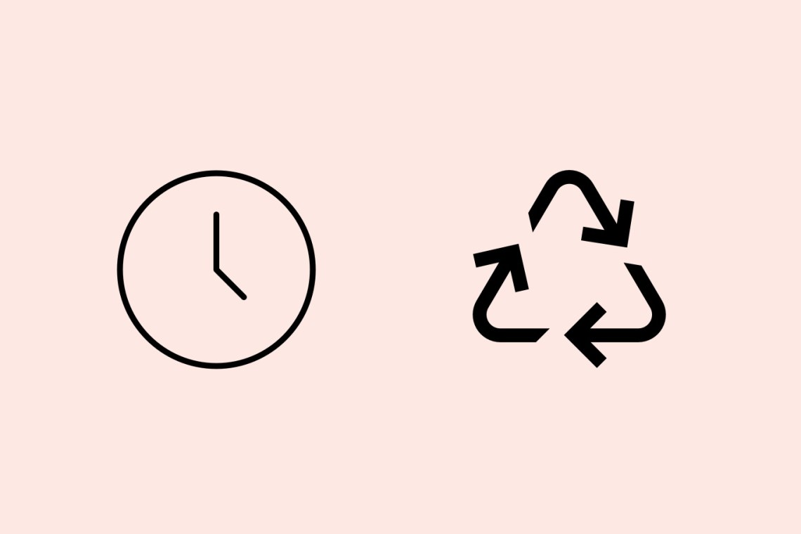 Don't waste time. Manage waste!