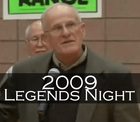 2009 Legends Night