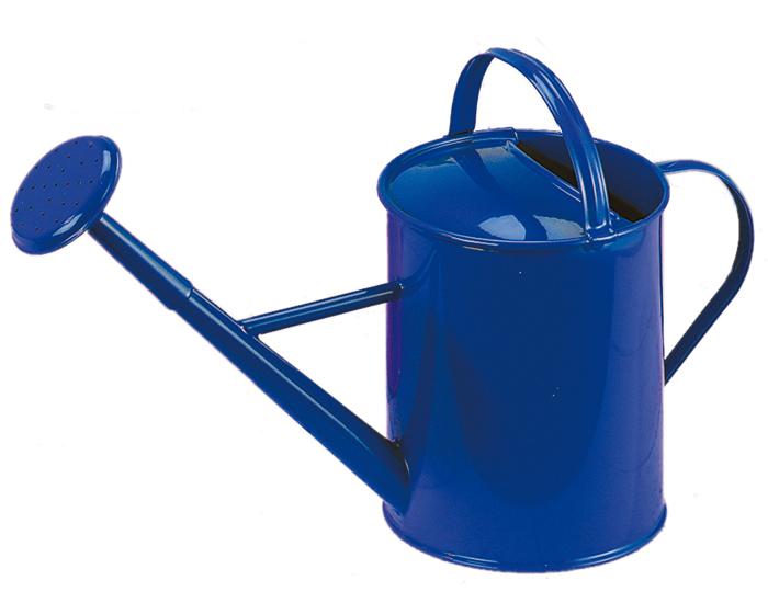 Arrosoir en Métal Bleu - 1L