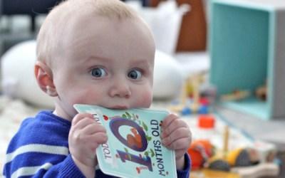 Bébé à 10 mois : Ses soins quotidiens