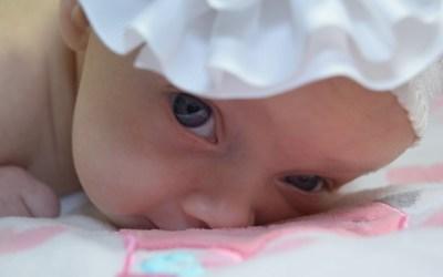 Bébé à 1 mois : Son développement