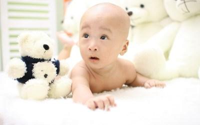 Bébé à 4 mois : Son développement