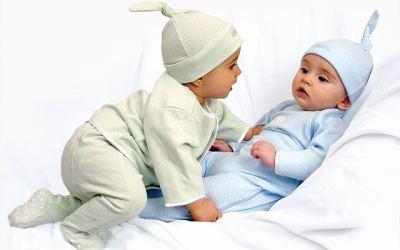 Bébé à 9 mois